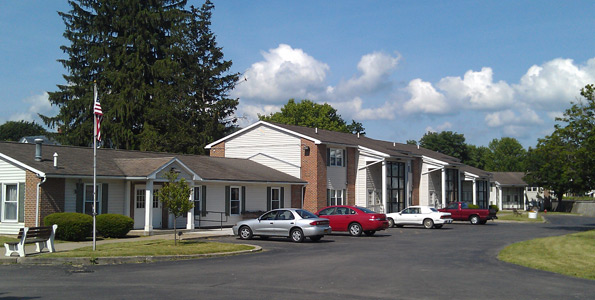 Hornell Housing Authority | Sawyer Street Site