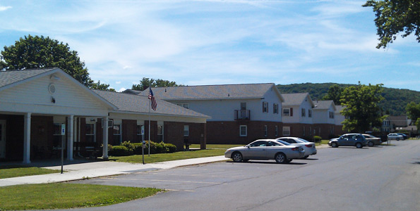 Hornell Housing Authority | Church Street Court